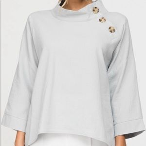 Jackie O Style Top